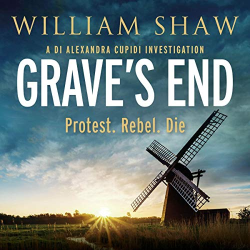Grave's End audiobook cover art