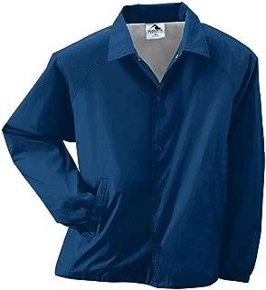 Augusta Youth Nylon Coaches Jacket