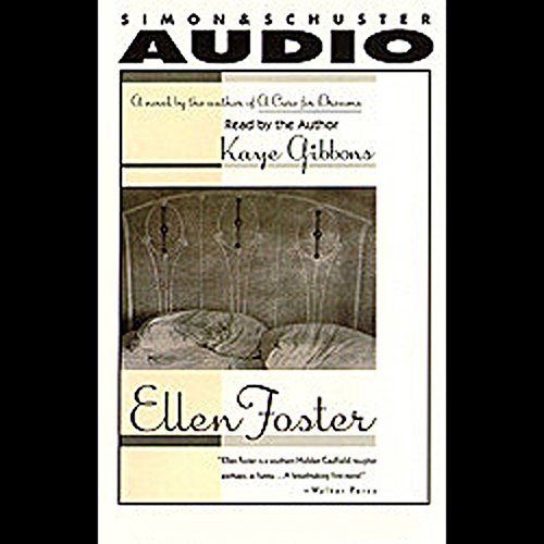 Ellen Foster audiobook cover art