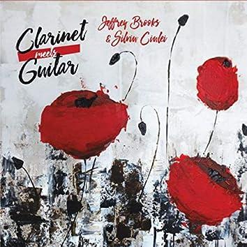 Clarinet Meets Guitar
