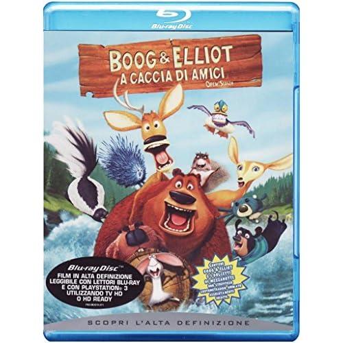 Boog & Elliot-A Caccia Di Amici