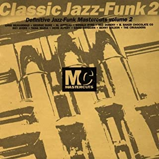 Mastercuts: Classic Jazz-Funk V.2 by Various Artists