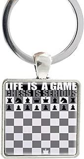 Amazon.es: ajedrez - Llaveros / Joyería y maquillaje: Juguetes y ...