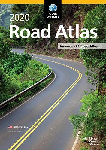 Rand McNally 2020 Road Atlas