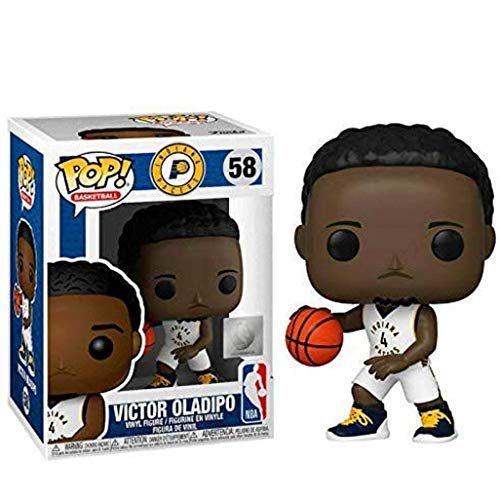 Gogowin Pop Basketball : Indiana Pacers - Victor Oladipo Vinyl 3.75inch for NBA Fans Chibi Figure