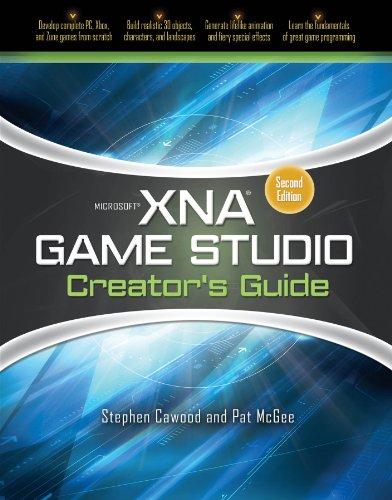 Microsoft XNA Game Studio Creator's Guide, Second Edition (English Edition)