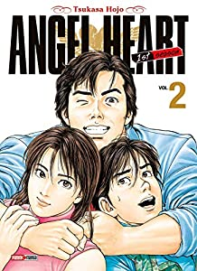 Angel Heart Nouvelle édition 2020 Tome 2