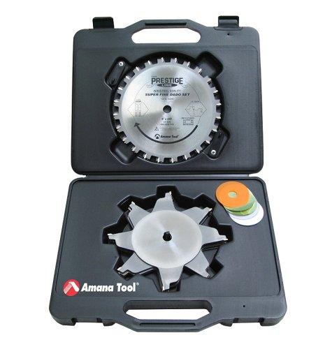 Amana Tool - 658060 Carbide Tipped Prestige Dado 8' Dia x...