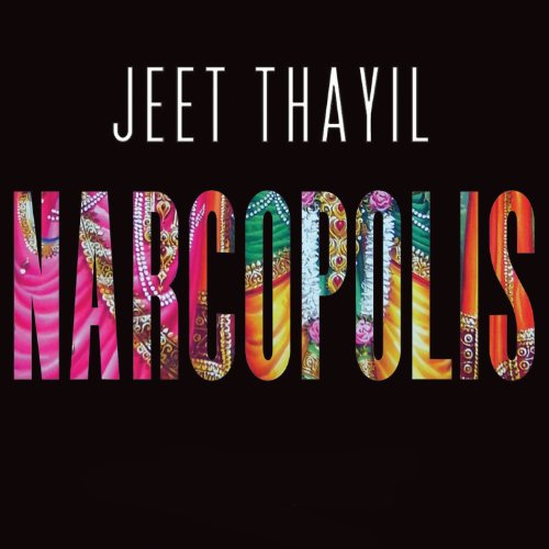Narcopolis audiobook cover art