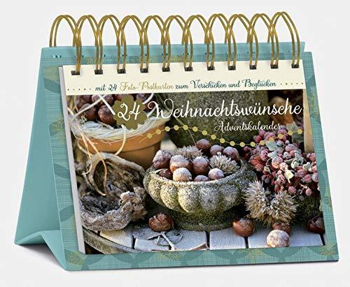 Tisch-Adventskalender