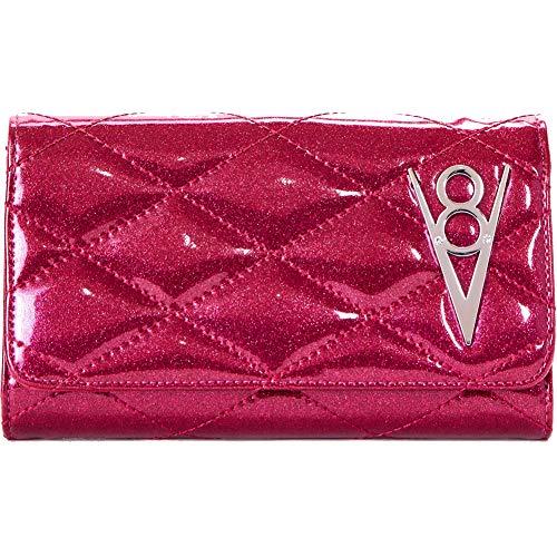 Lux De Ville Hot Rod Wallet Sizzle Pink Sparkle