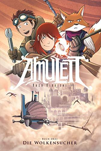 Amulett #3: Die Wolkensucher
