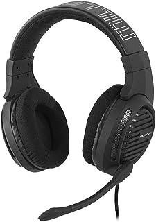 Millenium MH2 - Auriculares Gaming para PC-PS4-XONE-SWITCH-MOVIL, con Cable 2.2m, conexión Jack, Orejeras aireadas