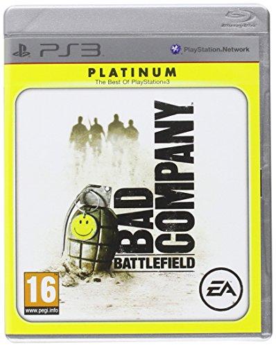 Battlefield: Bad Company - Platinum (PS3) [Importación inglesa]