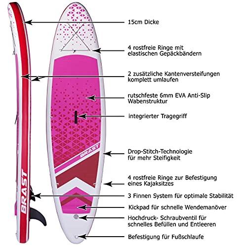 Brast SUP Board Lady - 5
