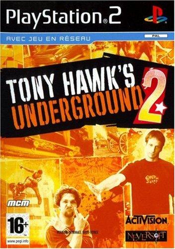 Tony hawk's underground 2 [PlayStation2] [Importado de Francia]