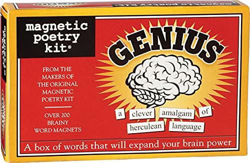 Magnetic Poetry: The Genius