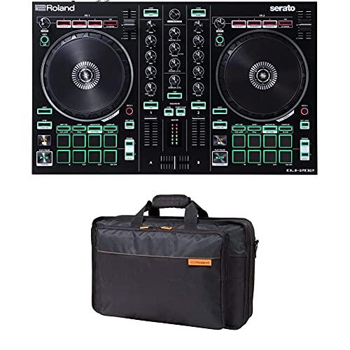 Roland DJ-202 DJ Controller with carry case