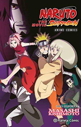 Naruto anime comic 1, Shippuden (Manga Shonen, Band 1)