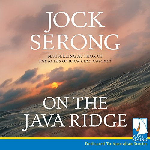 On the Java Ridge audiobook cover art