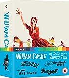 William Castle Box Set Volume Two - Limited Edition [Reino Unido] [Blu-ray]