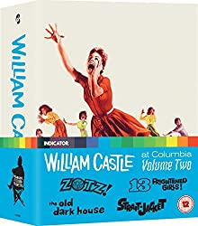William Castle At Columbia Volume Two