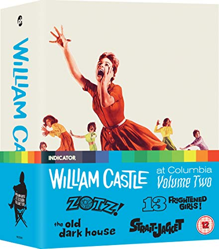 William Castle Box Set Volume Two - Limited Edition [Blu-ray]