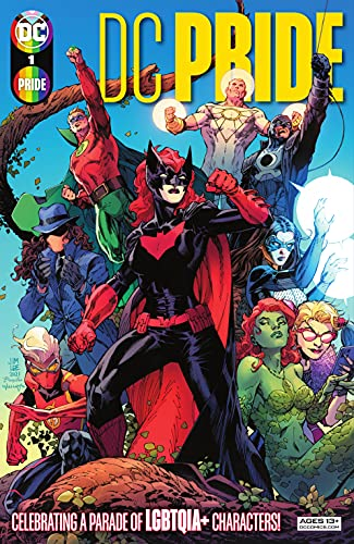 DC Pride (2021-) #1 (DC Cultural Anthologies (2021-)) (English Edition)