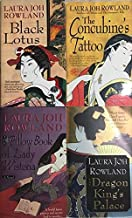 Sano Ichiro Mysteries - 4 Book Set - The Concubine's Tattoo (Book 4), Black Lotus (Book 6), The Pillow Book of Lady Wister...