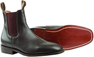 Dublin Federation Boots Brown Mens 8.5 Horse Rug