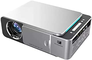 Wownect T6 WiFi Home Theater LED Projector, 3500 Lumens [ Wireless Mobile Casting ] Diffuse Reflection Home Cinema Outdoor...