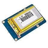 DollaTek Tarjeta de expansión de batería de Litio con Interruptor para Raspberry Pi 3 Modelo B, 2 Modelo B y 1 Modelo B + Banana Pi 3800mAh 5V / 1.8A