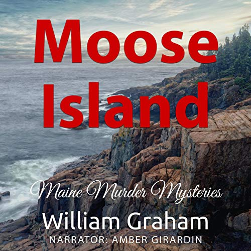 Moose Island  By  cover art