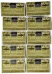 Wild Mackerel Olive Oil