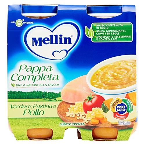 Mellin Pappa Completa Pollo 2 x 250 g