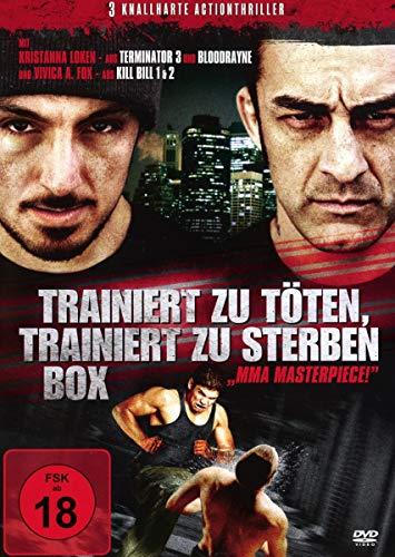 Trainiert zu töten, trainiert zu sterben - Box  (3 Filme)