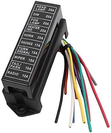 Car Fuse Box Basics - Wiring Diagrams List Ge Kcr Rn Y Wiring Schematic on