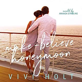 Make-Believe Honeymoon cover art