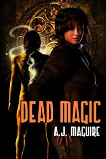 Dead Magic: Book II of the Witch-Born Series