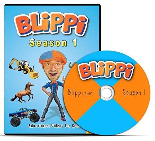 Blippi - Volume 1 DVD - Educational Videos for Toddlers