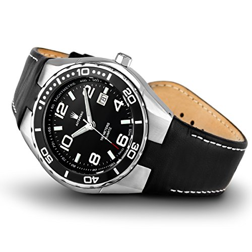 Astboerg AT716SSL Herren Armbanduhr