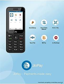 Jio Phone Black