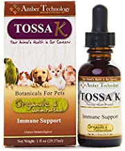 Amber Technology Tossa-K Immune Support On The Go for Dogs, 1 Ounce
