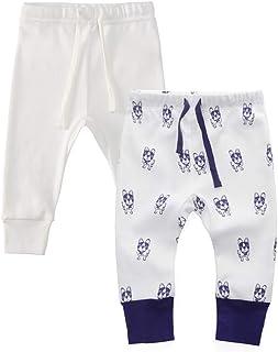 Baby Boy Toddler Baby Girl Owlivia Organic Baby Pant Legging Jogger for Infant