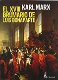 Xviii Brumario De Luis Bonapa, E
