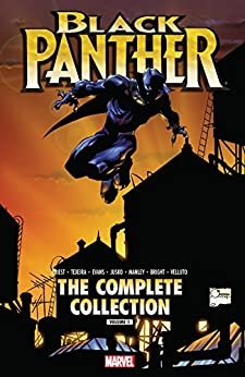 Black Panther by Christopher Priest: The Complete Collection Vol. 1 (Black Panther (1998-2003)) by [Joe Quesada, Christopher Priest, Mark Texeira, Vince Evans, Joe Jusko, Mike Manley, M.D. Bright, Sal Velluto]