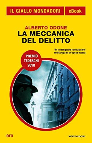 La meccanica del delitto (Il Giallo Mondadori)