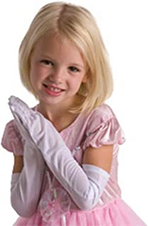Little Adventures Child White Princess Gloves Ages 3+