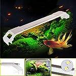 Aquarium-Beleuchtung-Leuchte-Aquarien-Eco-LED-Lampe-Lighting-22-51-cm-6-17-Watt-weilicht-ca-7000K-Aquarienbeleuchtung