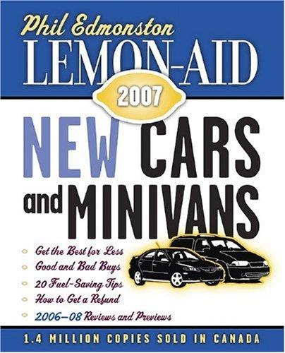 Lemon-Aid 2007: New Cars And Minivans